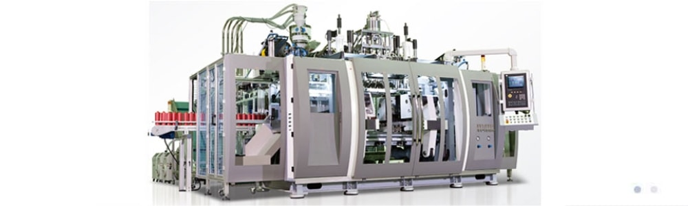 Extrusion Blow Molding Equipment
